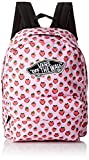 Vans Strawberries Realm Backpack Pink