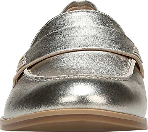 Naturalizer Womens Veronica Loafer,Platina Leather,US 6.5 M by Naturalizer (Image #3)