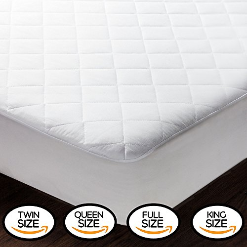 Milddreams Full Mattress Cover Pad Protector - Bed Pad Size