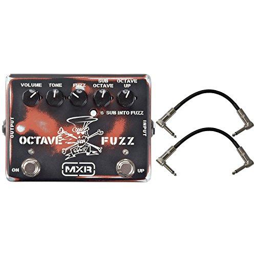 Dunlop SF01 Slash Octave Fuzz Stomp Box Guitar - Slash Pedal