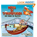 Children's Book: Modes of Transportation: ABC Book of Rhymes (Book for kids) (Beginner readers-values-Funny-Rhymes-read along-series.) (Children's Books with Good Values)