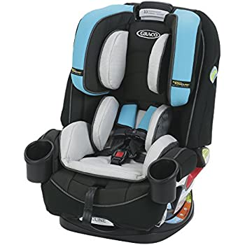 Graco 4Ever 4 In 1 Convertible Car Seat Featuring Safety Surround Bryce