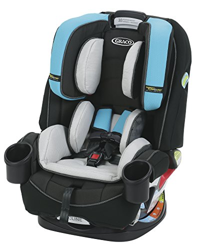 Graco 4Ever 4-in-1 Convertible Car Seat Featuring Safety Surround, Bryce