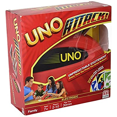 UNO Attack! Game: Toys & Games