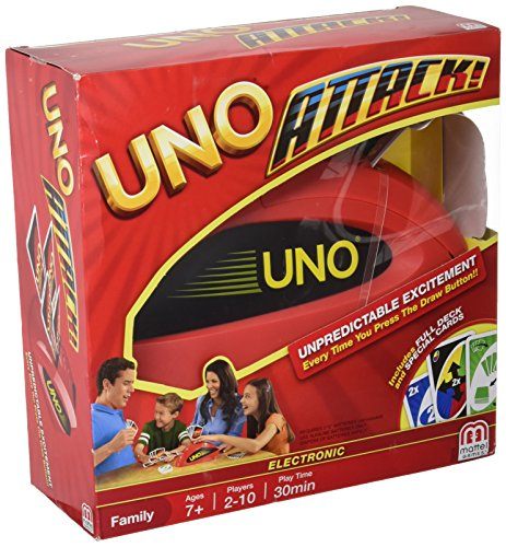 UNO Attack! Game - Mall America Directions Of