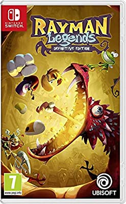 Rayman Legends Definitive Edition (Nintendo Switch): Amazon.es: Videojuegos