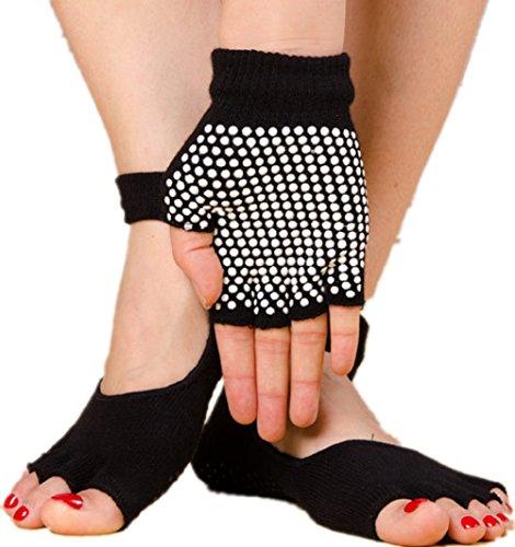 C X Trendy Pilates Gloves Cotton