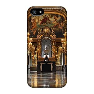 IIx16274XHSs Cases Skin Protector For Iphone 5/5s Palais Garnier Gr Foyer With Nice Appearance