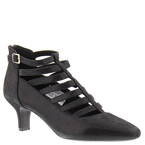 Rockport Kimly Cage Womens Pump 10 B (m) Us Black
