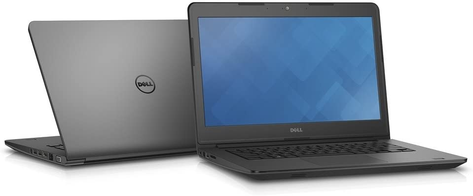 "Dell Latitude 3450 Intel Core i5-5300U X2 2.3GHz 4GB 500GB 14"" Win8.1,Black(Scratch and Dent)"