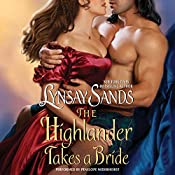 The Highlander Takes a Bride | Lynsay Sands