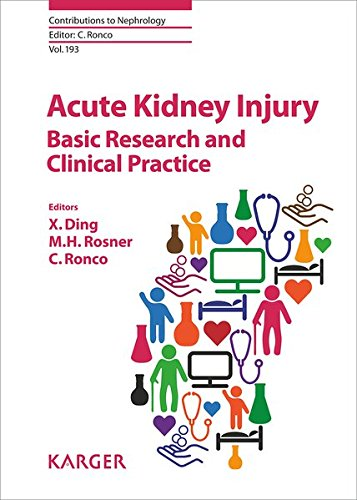 Acute Kidney Injury - Basic Research and Clinical Practice (Contributions to Nephrology, Vol. 193)