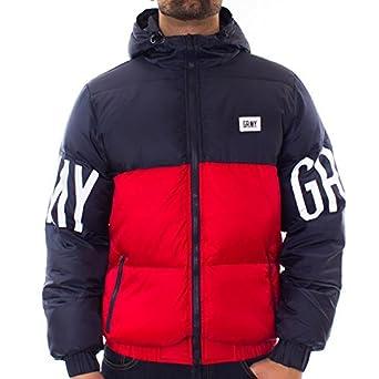 Grimey Chaqueta T.R.I.B.E Puffy Jacket FW15 Azul Marino 3XL ...