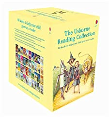 A broad range of story styles, all with lively readable text and fully illustrated, encouraging children to find the topics they enjoy the most, and also try something different from time to time. Usborne Young Reading Collection This just ma...