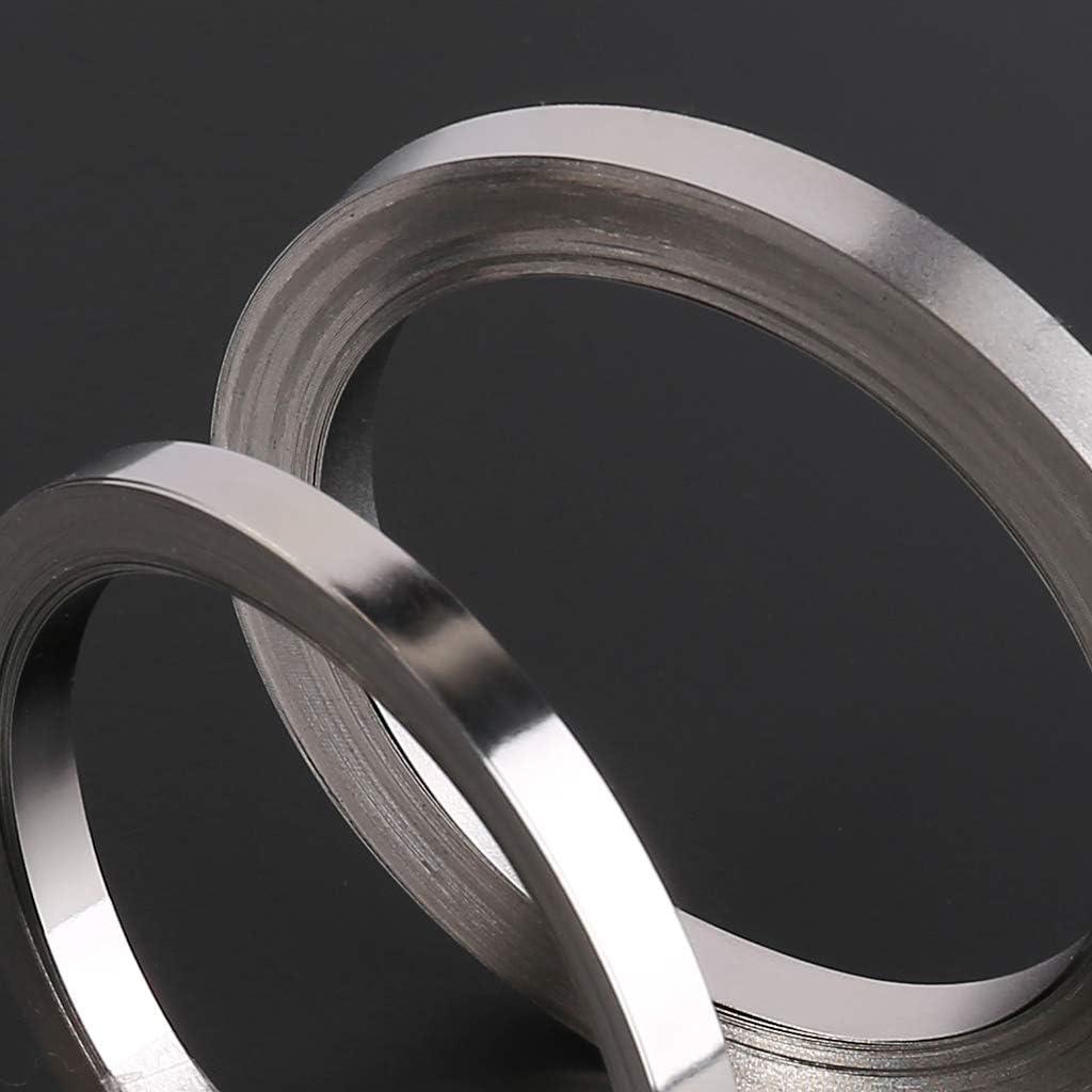 Meatyhjk 10m Nickel-Plated Strip Tape for Li 18650 Battery Spot Welding 0.1x5mm//0.15x6mm