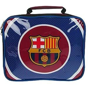 Ideas de regalo - F.C, Barcelona bolsa para el almuerzo - A ideal como regalo para aficionados al fútbol