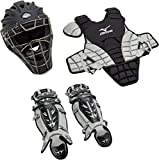 Mizuno Youth Samurai Box Set (Black/Grey)