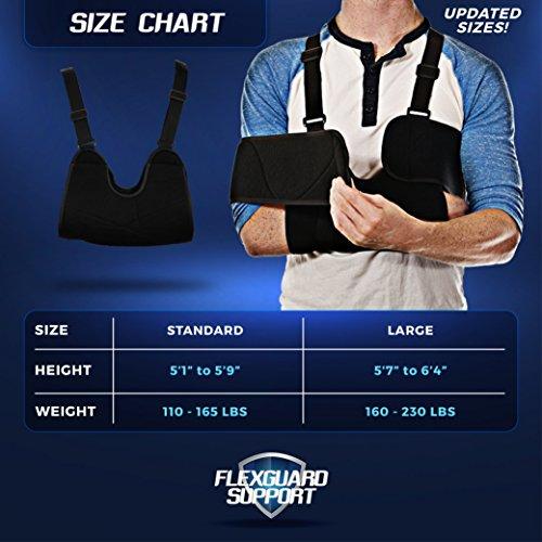 Flexguard Flexguard Immobilizzatore spalla Sling Support Immobilizzatore Sling spalla Support Flexguard XqqftZw