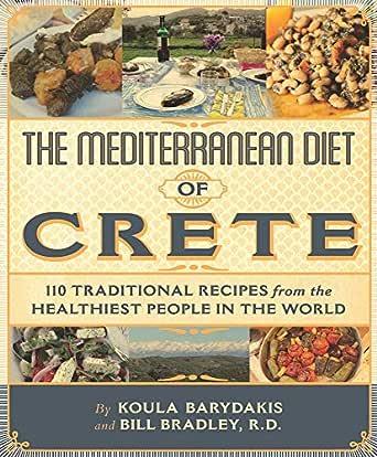 bill bradley mediterranean diet reviews