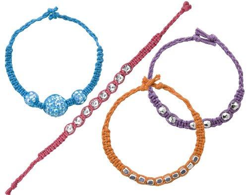 51BGlBD2T L - ALEX Toys DIY Wear Shamballa Bracelets