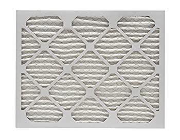 Aerostar Pleated Air Filter, Merv 13, 20x25x1, Pack Of 6, Made In The Usa 1