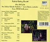 Richard Rodney Bennett: Summer Music; Sonatina; Impromptu; Winter Music; Memento
