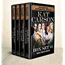 Mail Order Bride: Mrs. Eva Crabtree's Matrimonial Services Box Set #1: Inspirational Clean Historical Western Romance (Mrs. Eva Crabtree's Matrimonial Services Box Set)