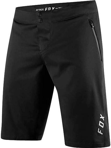 talla 36 Fox Attack/ /Pantalones cortos color negro