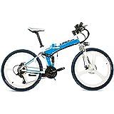 La bicicleta de montaña eléctrica plegable de alta calidad de XT750 240W 26