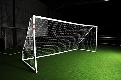 Porta da Calcio a 7 di 5x2 m PVC e anti UV con 2 anni di GARANZIA e BORSA inclusa POWERSHOT OFFERTA