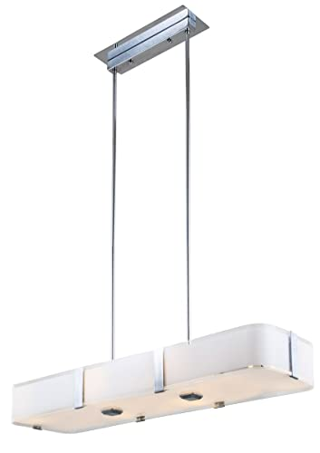 Amazon.com: Island Lighting - Lámpara de techo (6 focos ...
