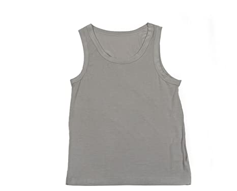 f46f9a70b Big and Tall Eugene'sModal 3-Pack Tank Top at Amazon Men's Clothing store: