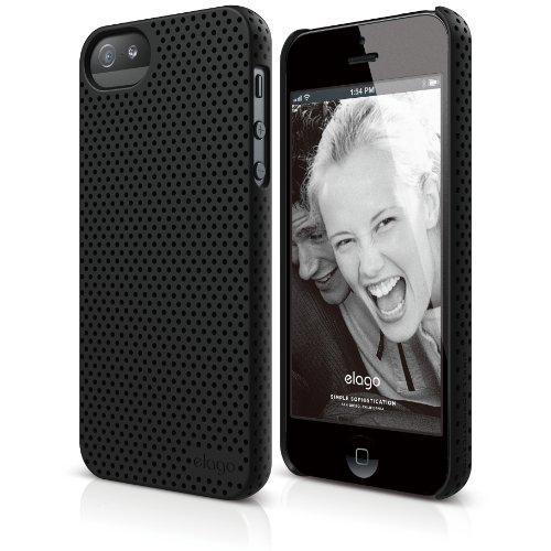 iPhone elago Breathe Feeling Black