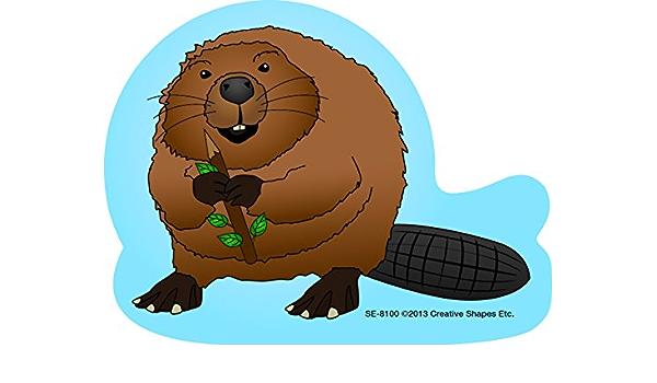 Beaver Mini Notepad