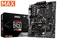 Combining quality you can rely on with top performance and clever business solutions are key aspects of the MSI Pro Series motherboards. Engineered to gratify even the most demanding professional, these motherboards will fit in any PC. Making...