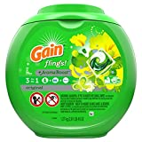 Gain flings! plus Aroma Boost Laundry Detergent Pacs, Original, 57 Count