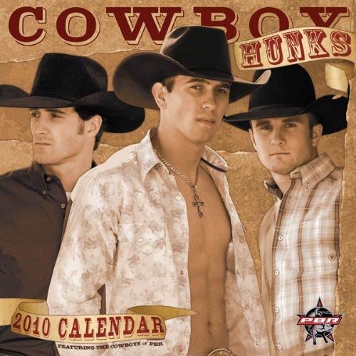 Cowboy Hunks 2010 Wall -