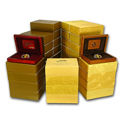 (2007 2016 1/2 oz Gold First Spouse Coins Complete Proof Set Brilliant Uncirculated)