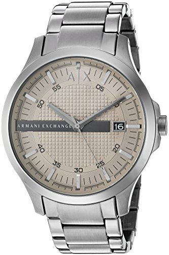 Armani Exchange Men's AX2194 Gunmetal (Armani Wrist Watches)