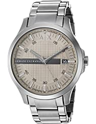 Armani Exchange Mens AX2194 Gunmetal Watch