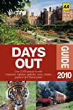 The Days Out 2010, AA Publishing Staff, 0749563362