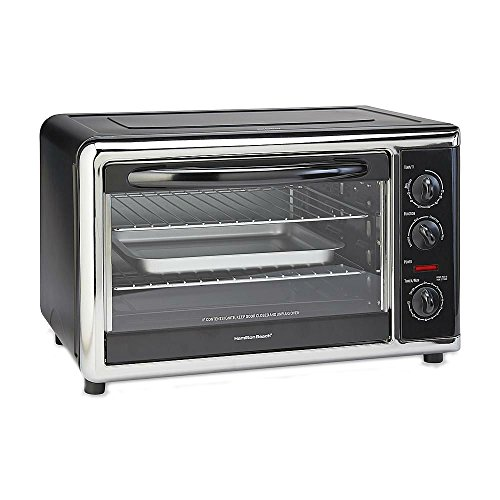 Hamilton Beach CONVECTION OVEN & ROTISSERIEFITS A 9IN X 13INPAN O