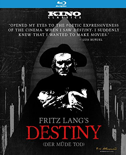 Destiny (1921) [Blu-ray]
