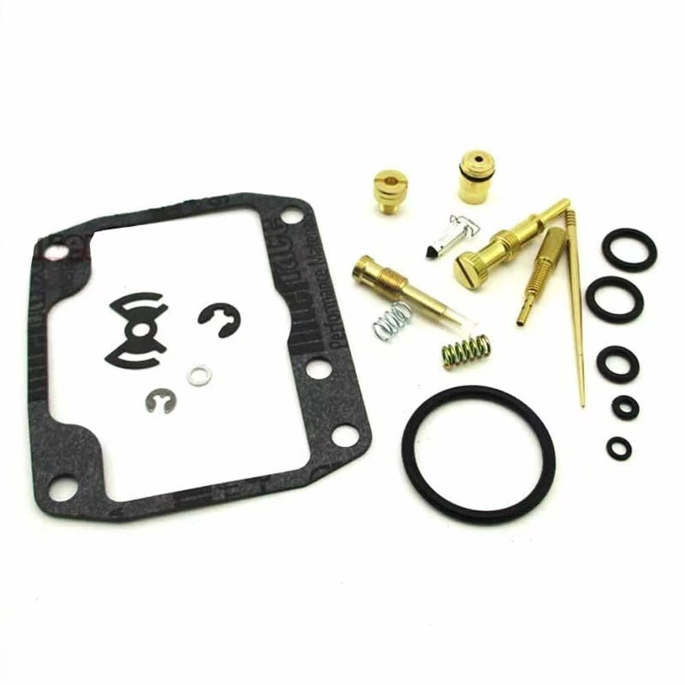 KingFurt ATV FC03202 Carburetor Rebuild Kit for Suzuki LT230 Sport 1985-1988