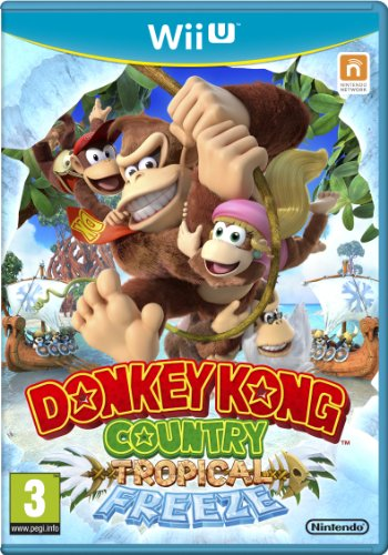 Donkey Kong Country  Tropical Freeze  Nintendo Wii U