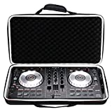 LTGEM Case for Pioneer DJ DDJ-SB2/DDJ-SB3 Portable 2-channel Controller or DDJ-SB Performance DJ Controller-Black