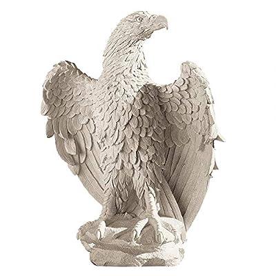 Design Toscano America's Eagle Statue : Garden & Outdoor