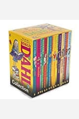 Roald Dahl Collection - 15 Paperback Book Boxed Set Paperback