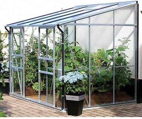 Invernadero adossée Ida 5200 de 5, 20 m²: Amazon.es: Jardín