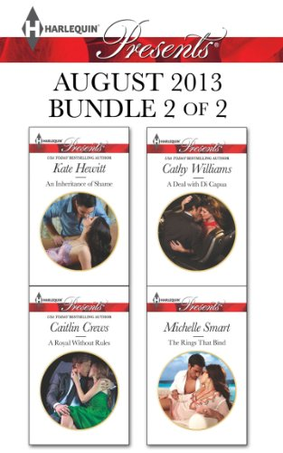 book cover of Harlequin Presents August 2013 - Bundle 2 of 2